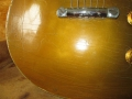 1969 LP fitted with late 50's P90's