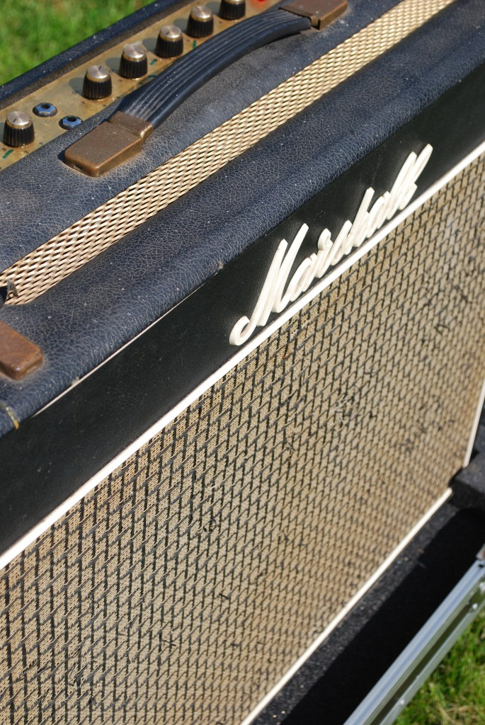 Marshall 50w Artise 2x12 Combo 1974 - Guitars, Amps & All Things Nice