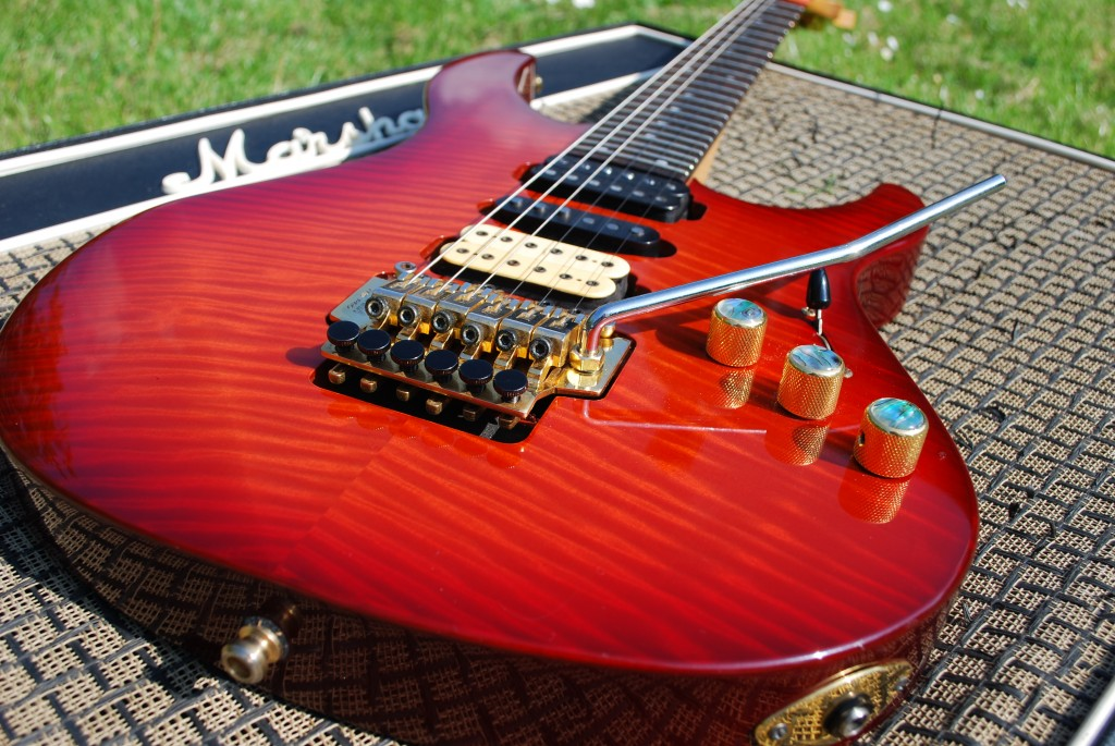Yamaha Pacifica Custom Shop